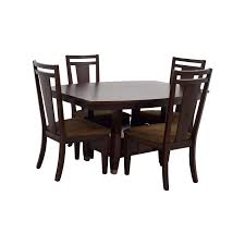 45 off broyhill broyhill wood dining table set tables