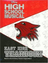 purchase yearbooks high school disney high school musical east high yearbook 2 harrison