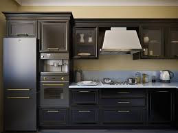 Black Kitchen Appliances Ideas 25 Black Kitchen Design Ideas Creating Balanced Interior
