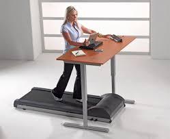 do office desk treadmills improve productivity industrial lean