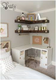 White Bedroom Shelving White Bedroom Corner Shelf Scandi Influenced Corner Shelving