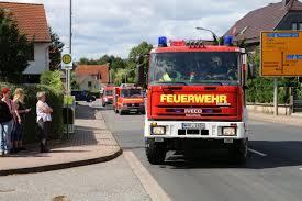 Feuerwehr Bad Hersfeld Großübung Brand U2013 Feuerwehr Stadtlengsfeld