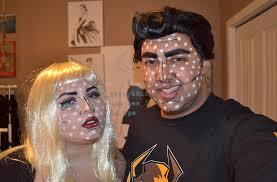 Pop Art Halloween Costume Ideas 21 Easy U0026 Fresh Couple Halloween Makeup Ideas