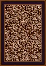 Leopard Print Rug Living Room Leopard Print Rug Ebay