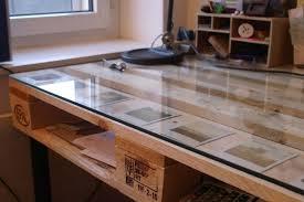 bureau fait maison bureau palette excellent table en palette with bureau palette