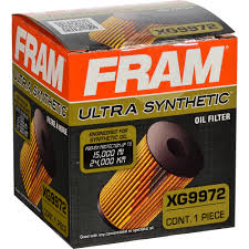 fram ultra synthetic oil filter xg9972 walmart com
