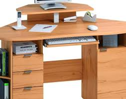 Computer Desk Drawers Desk Small Corner Computer Desk For Home With Drawers And