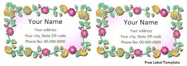 label templates for word free free label templates free printable word templates