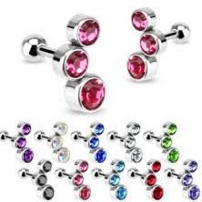 piercing ureche bijuterii din oțel inoxidabil bijuterii din argint bijuterii