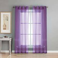 grommet purple curtains u0026 drapes window treatments the