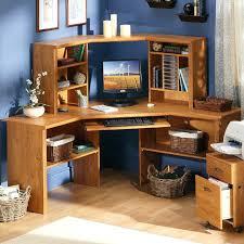 Brown Corner Desk Shelves For Desks Golbiprintme Corner Desk Shelves For Desks
