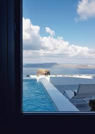 living the grace santorini hotel experience the hotel trotter