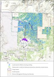 Cortez Colorado Map by Update On Protecting The Greater Chaco Landscape Archaeology