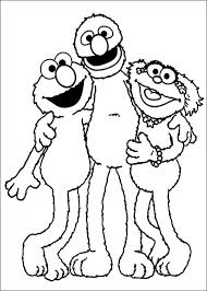 fun kids coloring pages get this elmo coloring pages fun kids printable 60518