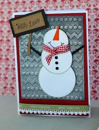 embossing folders love the chevron and dot folder from sizzix
