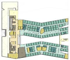 Phoenix Convention Center Floor Plan Gallery Of Health Sciences Education Building Co Architects 14