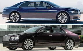 bentley silver wings concept look alike cars whether by design or not it u0027s an old familiar story