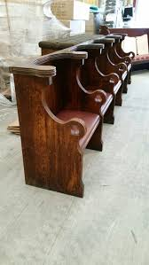 Church Pew Style Bench Secondhand Chairs And Tables Church Pews And Chairs Unique Pew