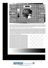 test sheets lovely design print test page color 13 color laser