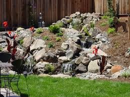 Backyard Pondless Waterfalls by Pondless Waterfalls California Aqua Pros