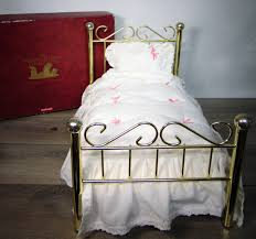 american doll samantha u0027s brass bed retired ebay