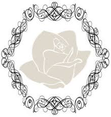 antique frame ornaments 5 royalty free vector image