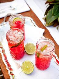weddings drink menus and cocktail recipes