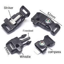 buckle paracord bracelet images Tbs firesteel buckle firesteel striker whistle and paracord jpg
