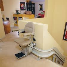 elite indoor curved stairlift northeast mobility
