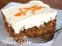 best carrot cake ever sugar n u0027 spice gals