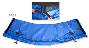 Big Backyard Replacement Parts Trampoline Spring Cover And Net Replacement Jumpsport