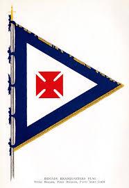 Civil War Battle Flag Brigade Headquarters Flag Third Brigade First Division Fifth