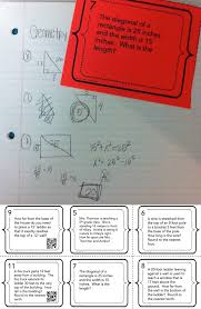 pythagorean theorem word problem i love task cards because i can