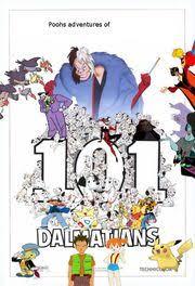pooh u0027s adventures 101 dalmatians 1961 pooh u0027s adventures