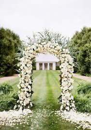 wedding arch entrance wedding entrance arch