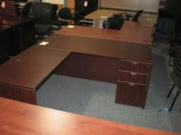 Parker Student Desk White by Used Office Desks Dc Md U0026 Va Pre Owned Office Desks