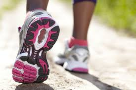 your average steps per mile walking and running