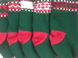 personalized christmas stockings loopsandlines
