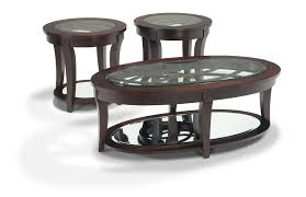 Coffee Tables Sets Oak Finish 3 Coffee Table Set Free Shipping Today