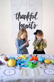 thanksgiving play for kids fun kid u0027s thanksgiving table ideas the alison show