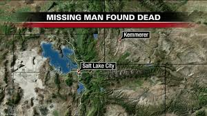 Wy Map Missing Uta Worker Found Dead In Wyoming Fox13now Com