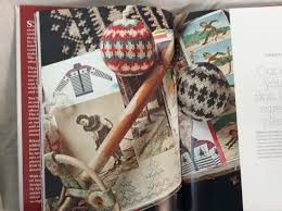 today i got my copy of 55 balls to knit by arne