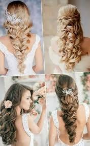 Hochsteckfrisurenen Lange Haare Locken by Hochzeitsfrisuren Offene Haare Trends Ideen 2017
