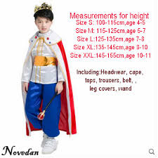 Halloween Costumes Kids Age 11 Shop Boys Pirate Costumes King Prince Fantasia Children