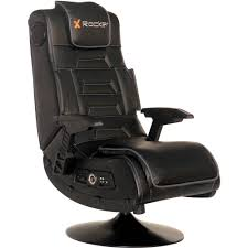 Gaming Chair Ottoman by X Video Rocker Pro Series Pedestal 2 1 Wireless Audio Gaming Chair