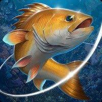download game fishing mania mod apk revdl fishing hook 1 7 1 apk mod latest download android