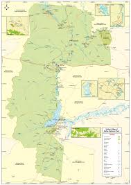 Map Of Zambia Getting To Nanzhila Nanzhila Plains Kafue Lodge Accommodation