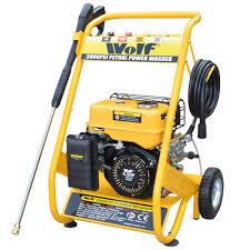 Second Hand Sofas Merthyr Tydfil Wolf 200 Bar 3000psi 6 5 Hp Petrol Driven Pressure Power Washer