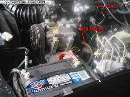 ford ranger egr valve problems 96 ranger engine light 0402 egr ford truck enthusiasts forums