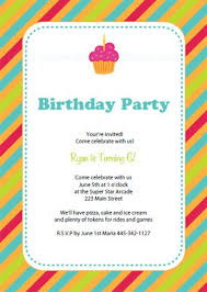 invitation letter for birthday party format wedding invitation